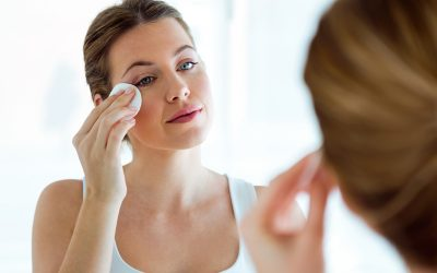 Face treatment to look younger